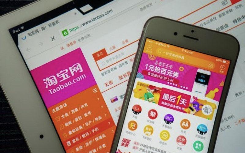 Đặt hàng Taobao trên điện thoại có 5 bước cơ bản